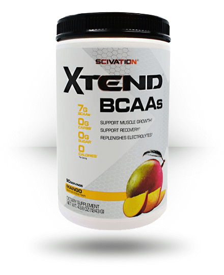 Scivation Xtend Mango Nectar 30 ea