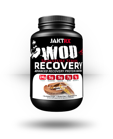 JAKT RX WOD Recovery Peanut Butter Chocolate