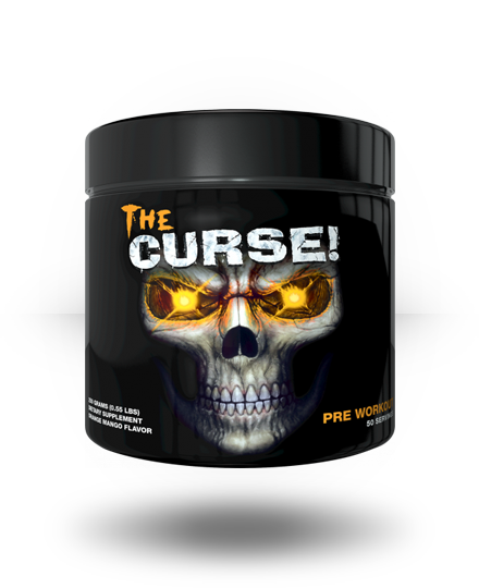 Cobra Labs The Curse Orange Mango, 50 Servings