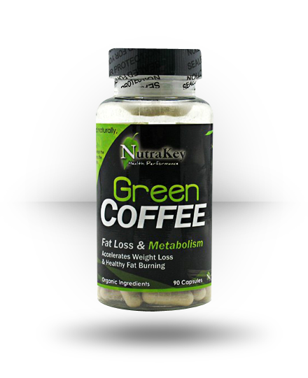 Nutrakey Green Coffee 90 ea