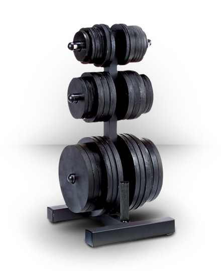Body-Solid Olympic Weight Tree and Bar Holder