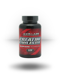 Axis Labs Creatine Ethyl Ester 120 ea