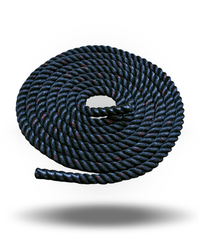 "Body-Solid Fitness Training Rope 1.5"" x 30'"