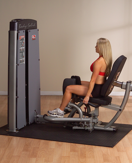 Pro Dual Inner Outer Thigh Machine