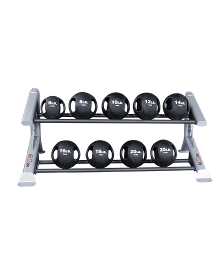 ProClubline 2 Tier Med Ball Rack