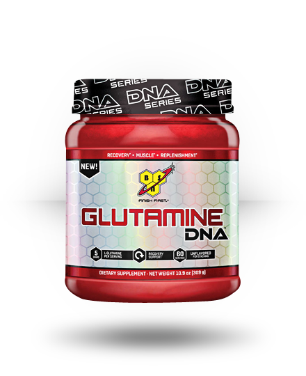 BSN Glutamine DNA 60 Servings Unflavored 60 ea