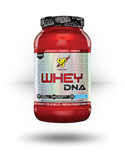 BSN Whey DNA Vanilla Cream 25 ea