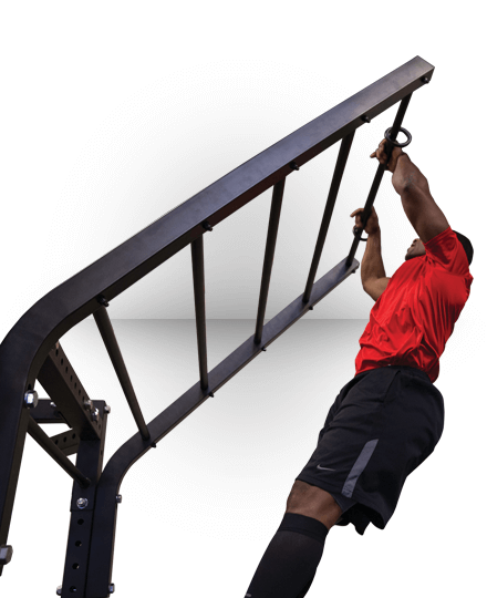 Body-Solid Flying Pull Up (For Hex Rig)