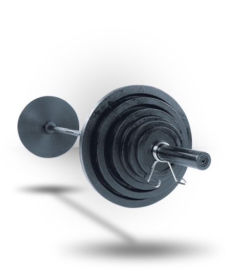 Body-Solid Olympic Weight Set 300 lb