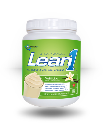Nutrition53 Lean1 Vanilla 1.7 lb