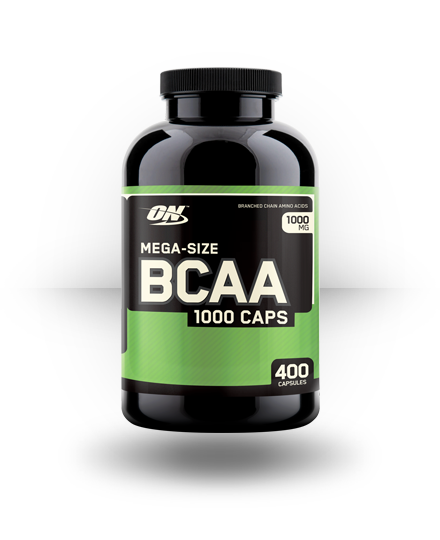 Optimum Nutrition BCAA 1000 400 ea