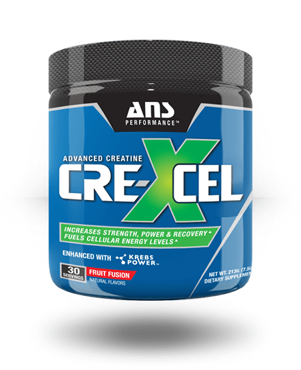ANS Performance CreXcel Fruit Fusion 30 Servings