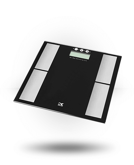 Kalorik Electronic Body Fat Scale Black