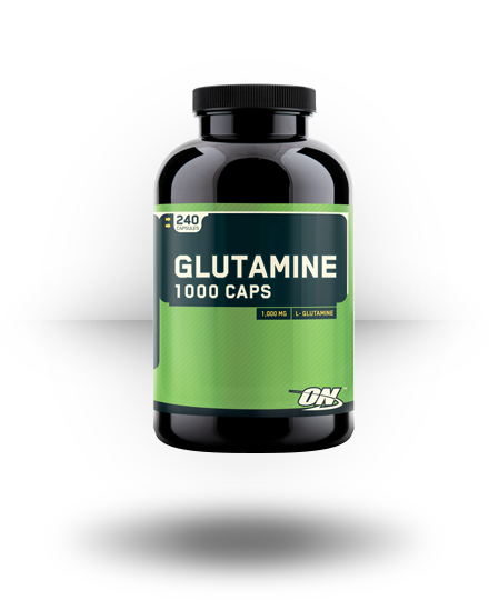 Optimum Nutrition Glutamine 1000 Caps 240 ea