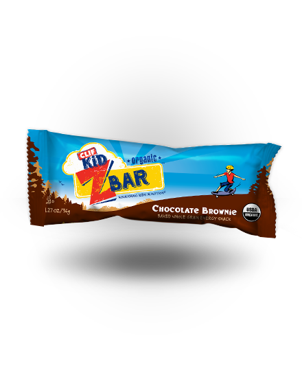 Clif Kid Organic Zbar Chocolate Brownie 18 ea