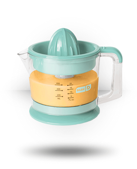 Dash Citrus Juicer Aqua