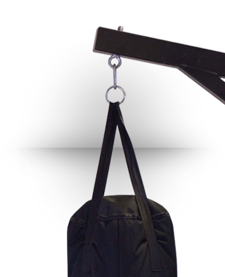 Body-Solid Heavy Bag Hanger (For Hex Rig)