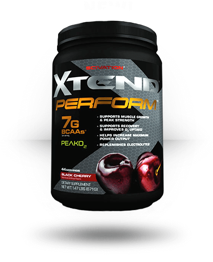 Scivation Xtend Perform Black Cherry 44 Servings