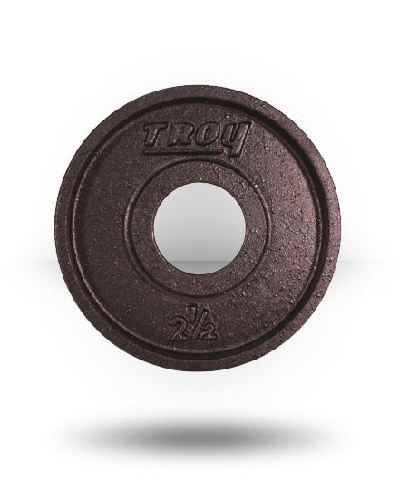 Fully Machined Black Wide-Flanged Olympic Plate