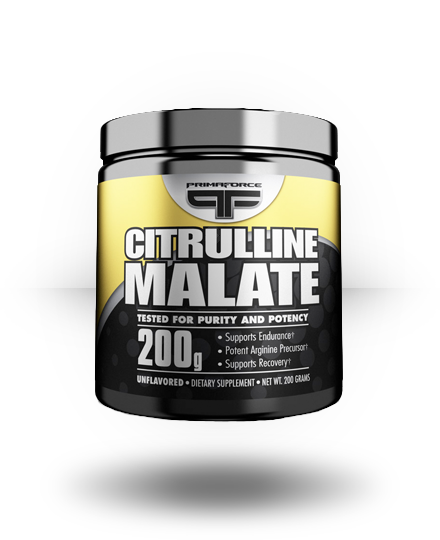 Primaforce Citrulline Malate 200 g