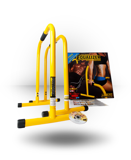 Lebert Fitness Equalizer Yellow
