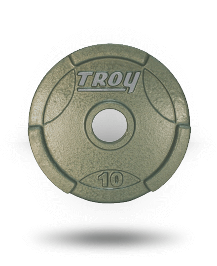 Troy Barbell Machined Interlocking Grip Plate 10 lb