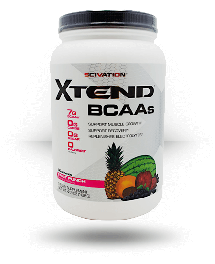 Scivation Xtend Fruit Punch 90 Servings