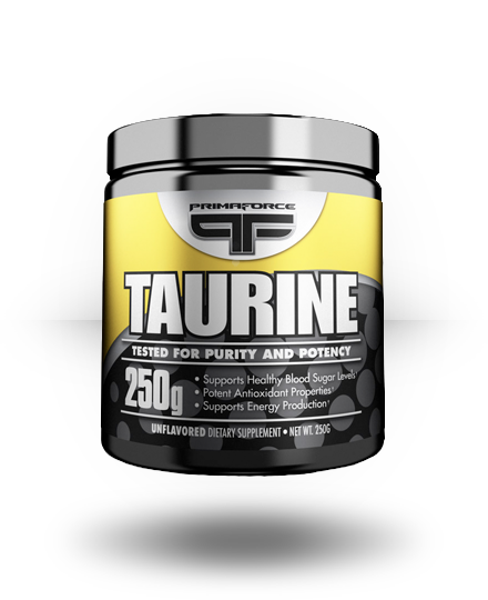 Primaforce Taurine Unflavored 250 g