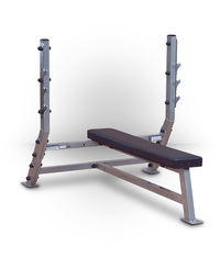 Body-Solid ProClubline Flat Olympic Bench