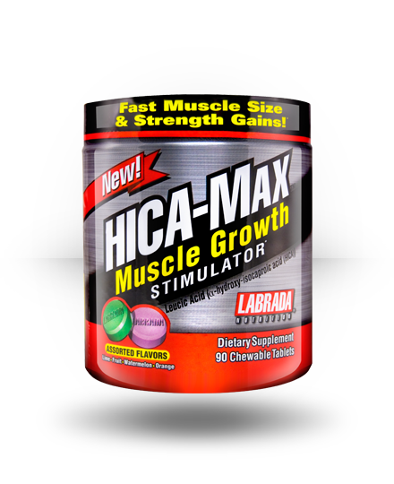 Labrada Nutrition HICA-Max Assorted Flavors 90 ea