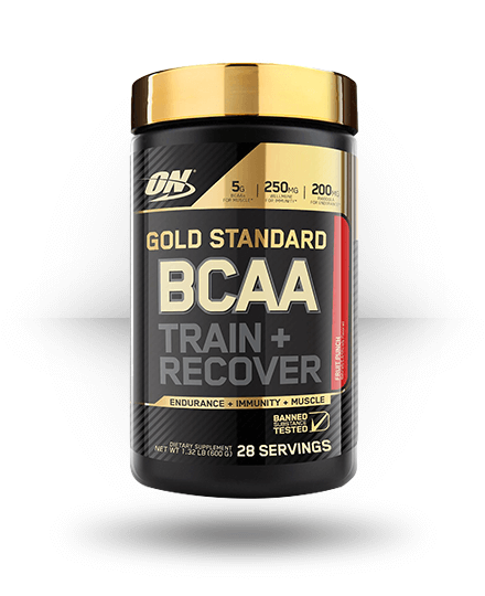 Optimum Nutrition Gold Standard BCAA Fruit Punch 28 Servings