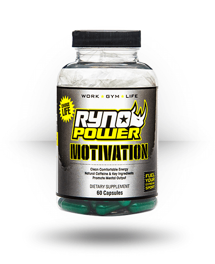 Ryno Power Motivation 60 Capsules
