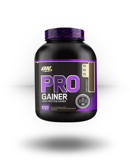 Optimum Nutrition Pro Gainer Double Chocolate 5.08 lb
