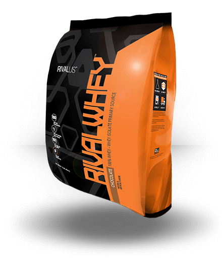 Rivalus Rivalwhey Chocolate 10 lb