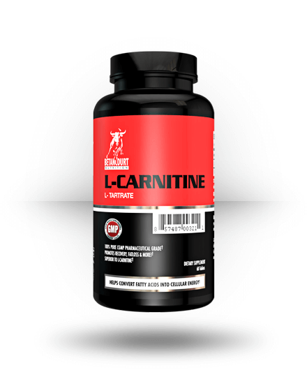 Betancourt Nutrition L-Carnitine L-Tartrate 30 Servings
