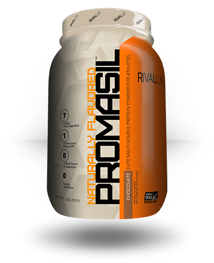 Rivalus Promasil Natural Chocolate 2 lb