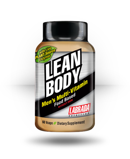Labrada Nutrition Lean Body Men's Multi-Vitamin 60 ea