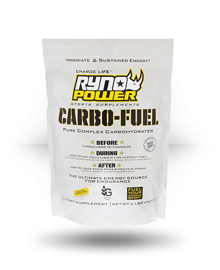 Ryno Power Carbo Fuel Unflavored 2 lb