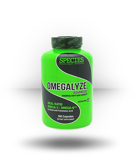 Species Nutrition Omegalyze Advanced 180 ea