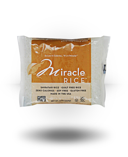 Miracle Noodle Miracle Rice Saver Pack