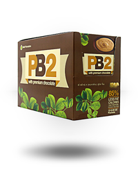 Bell Plantation PB2 Powder Peanut Butter with Premium Chocolate 12