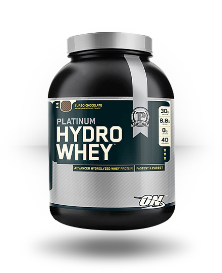 Optimum Nutrition Platinum Hydrowhey Turbo Chocolate 3.5 lb