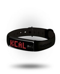 Sigma Activo Activity Tracker Pure Black