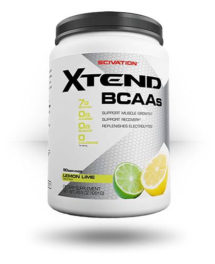 Scivation Xtend Lemon Lime Sour 90 ea