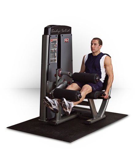 Body-Solid Pro Dual Leg Extension Leg Curl (NO STACK)