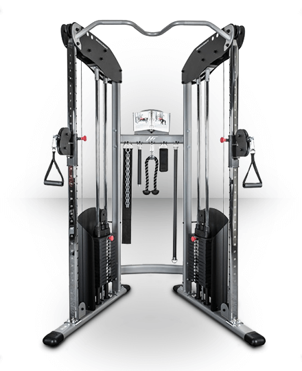 Bodycraft HFT Functional Trainer 2x150 lb Stacks