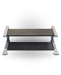 Body-Solid ProClubline 2 Tier Dumbbell Rack