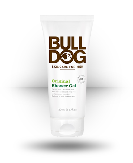 Bulldog Skincare Original Shower Gel