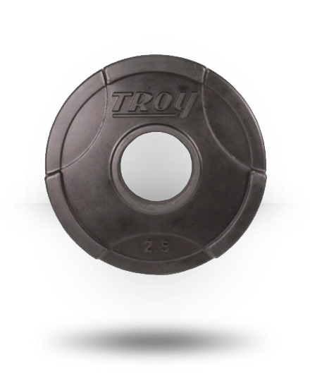 Troy Barbell Urethane Encased Grip Plate 2.5 lb