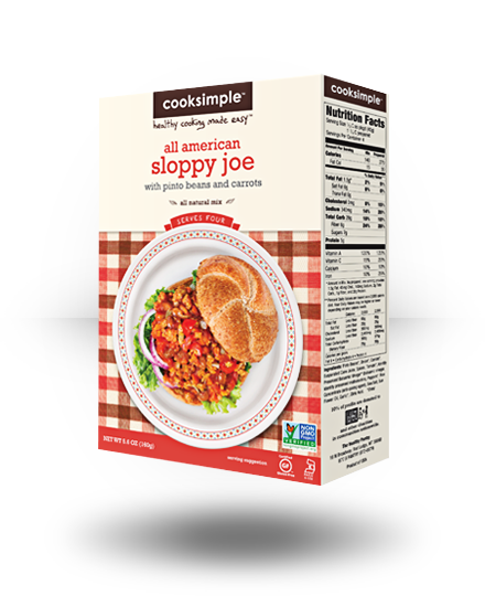 Cooksimple All American Sloppy Joe